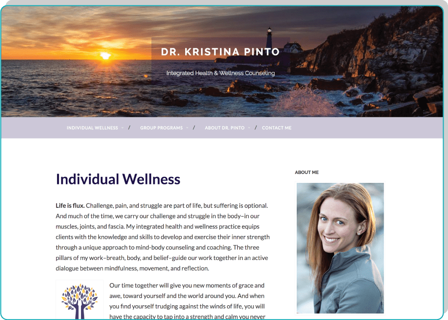 Dr. Kristina Pinto