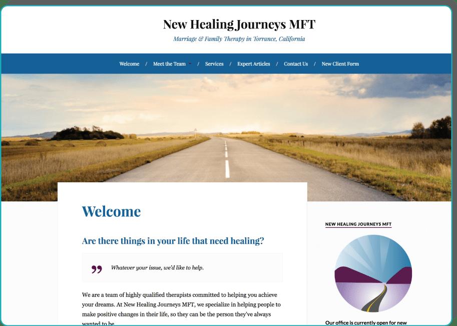 New Healing Journeys MFT
