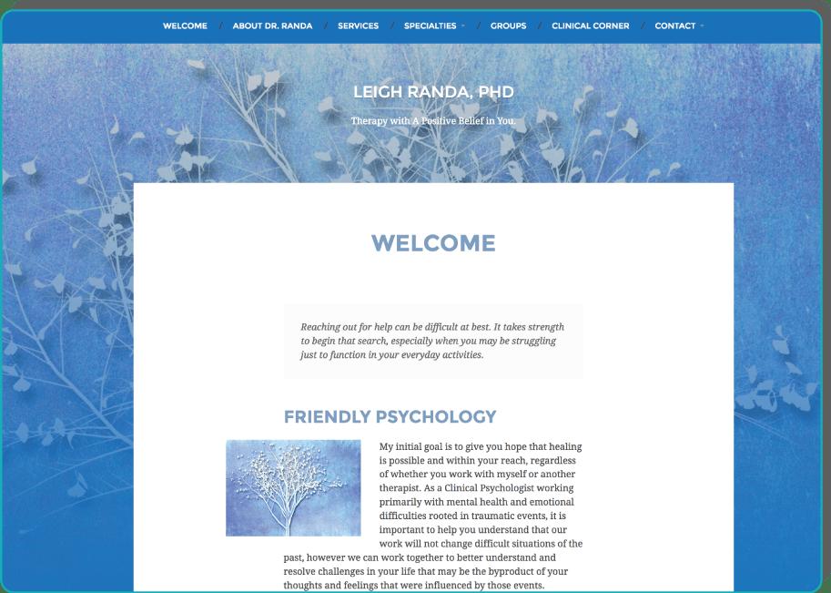 http://www.friendlypsychology.com/
